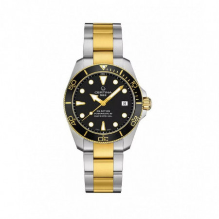 CERTINA DS ACTION DIVER 38MM