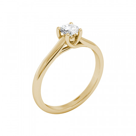 copy of MEGAN White Gold (18kt) Engagement Ring with Diamond