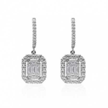 Orla Long earrings WEDDING SQUARE