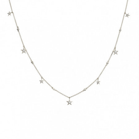 Gold Star necklace CELEBRITY