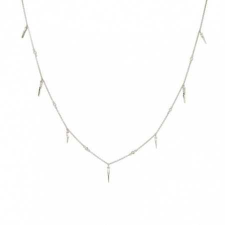 Gold necklace Skewers CELEBRITY