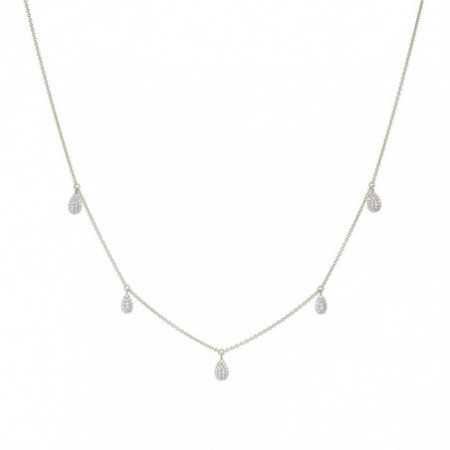Gold Drops Necklace CELEBRITY