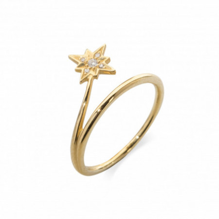Shooting Star Ring Cola LITTLE DETAILS