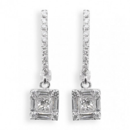 Diamond Earrings DIAMOND CLASSIC