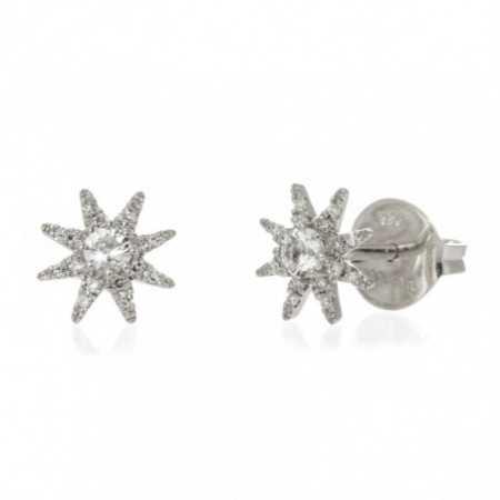 Gold Star Earrings LITTLE DETAILS