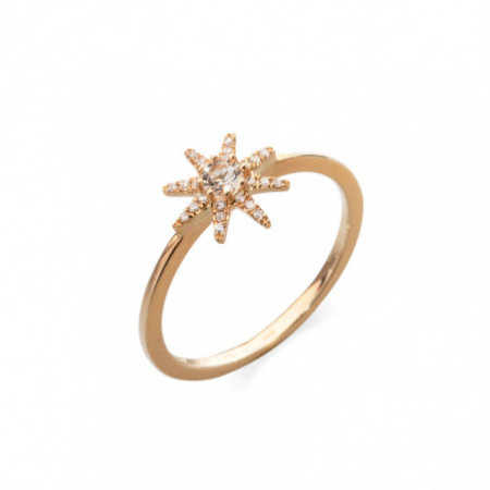 Star Gold Ring LITTLE DETAILS