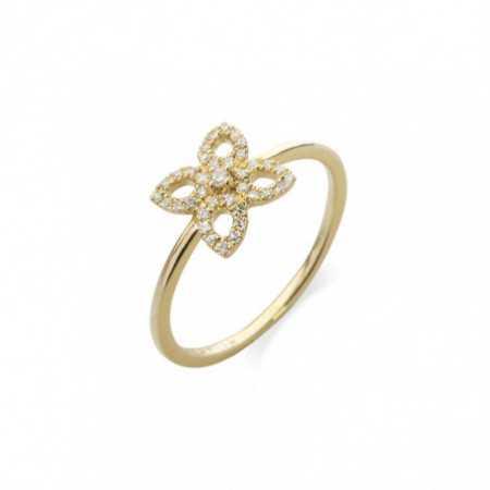 Pico Flower Ring LITTLE DETAILS