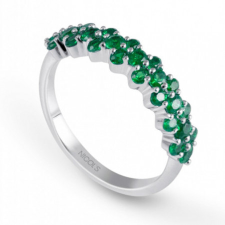 Emeraldas ring HONEY